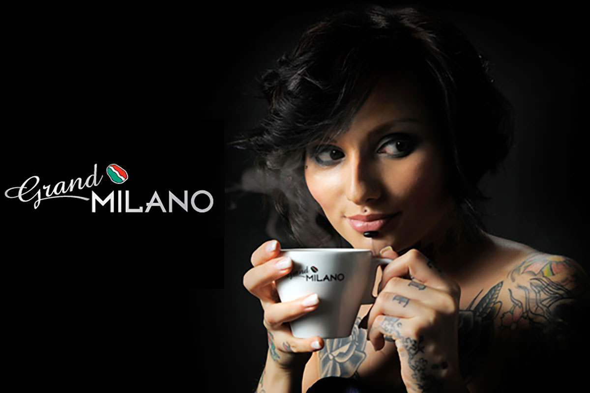 Grand Milano Italian coffee
