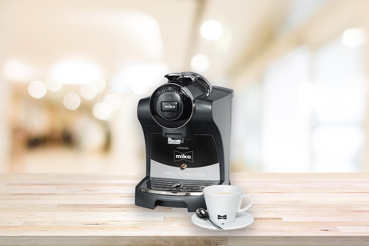 Caffitaly CapsuleOffice Coffee Machine