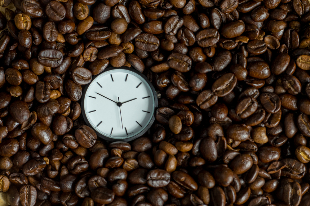 Yay! It's coffee o'clock